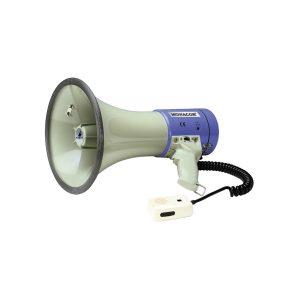 Megafoon TM-10 10W Exclusief 2x LR6 Batterijen